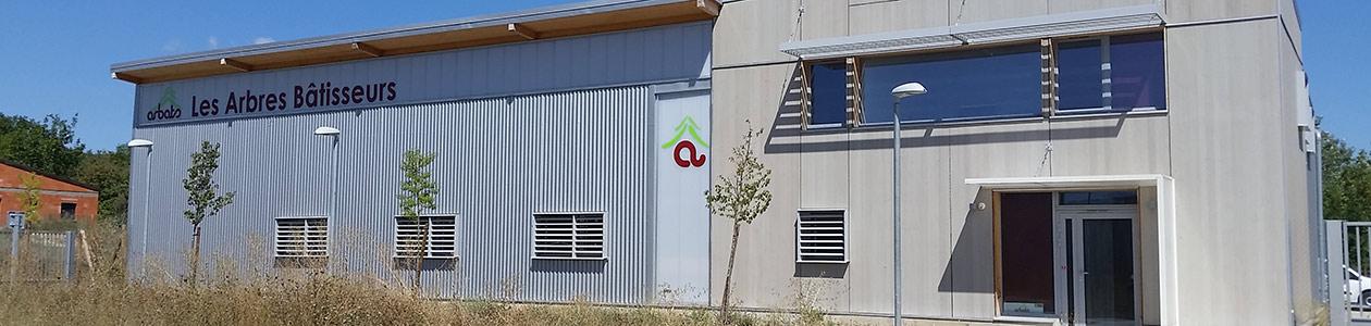 SCOP Arbâts, Les Arbres Bâtisseurs - Atelier à Forcalquier