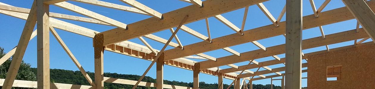 Construction de l'atelier SCOP ARBÂTS à Forcalquier